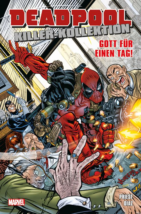 Deadpool Killer-Kollektion 9: Gott...
