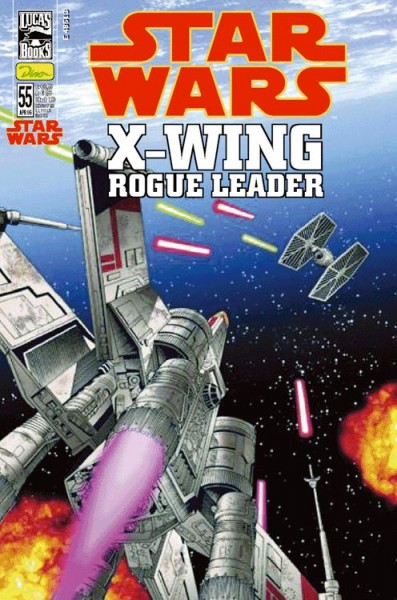 Star Wars 55: X-Wing Rogue Leader