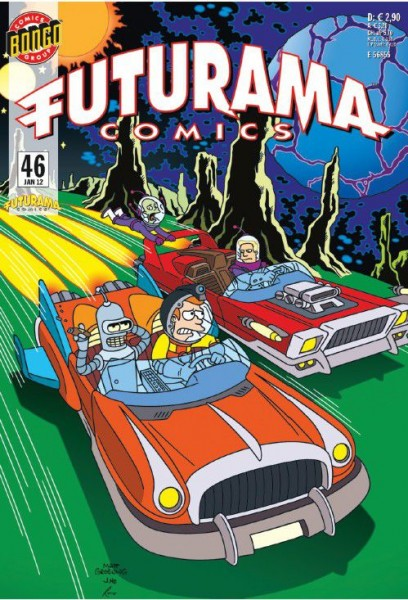 Futurama Comics 46
