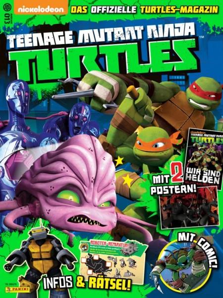 Teenage Mutant Ninja Turtles - Magazin 13