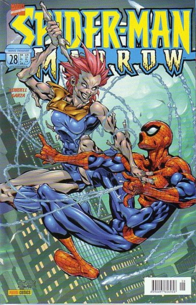 Marvel Crossover 28: Spider-Man/Marrow
