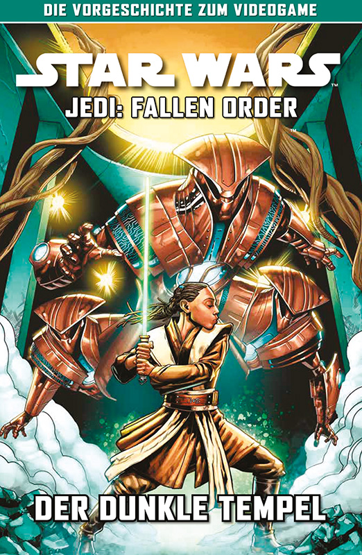 Star Wars Sonderband: Jedi - Fallen...