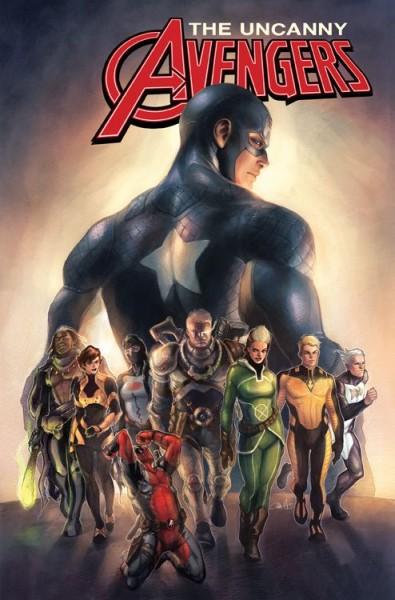 Uncanny Avengers 4: Der Verrat