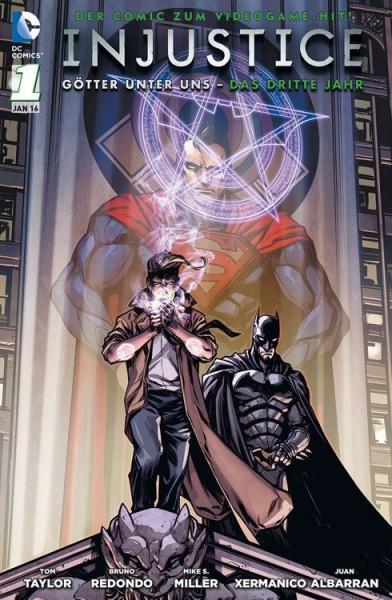 Injustice: Götter unter uns - Das dritte Jahr 1