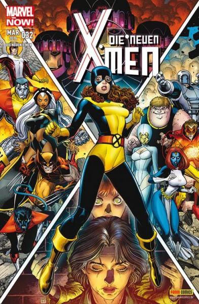 Die neuen X-Men 32