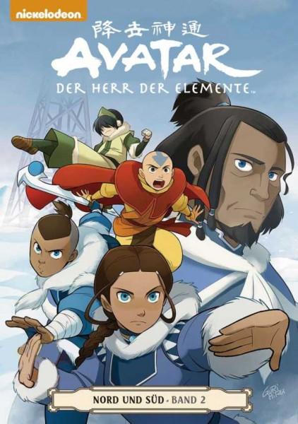 Avatar - Der Herr der Elemente 15 - Nord und Süd 2