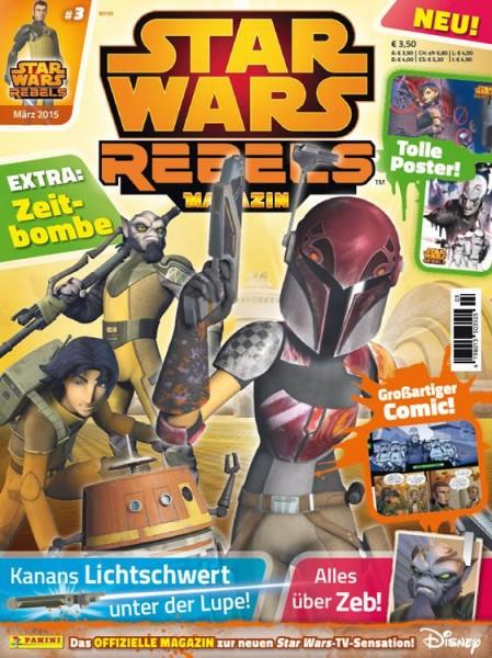 Star Wars: Rebels - Magazin 3