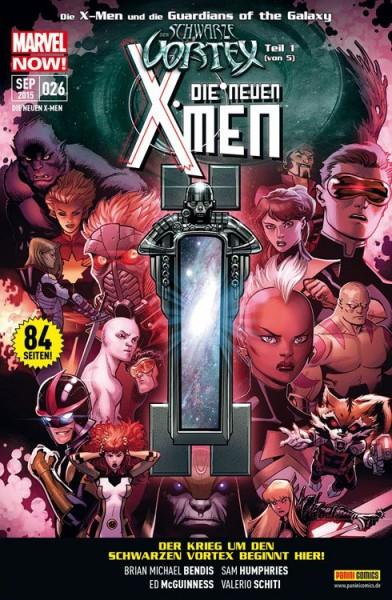 Die neuen X-Men 26