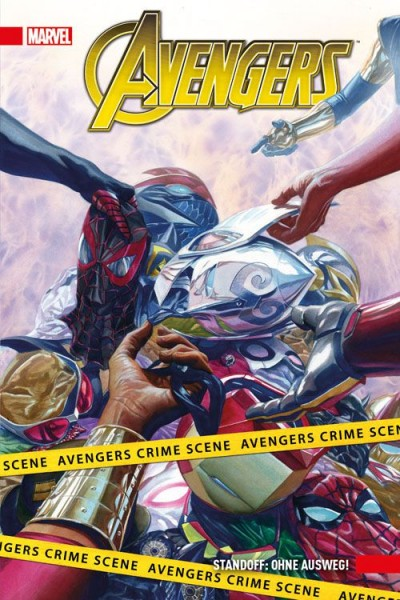 Avengers Paperback 3 (2017): Standoff - Ohne Auswege Hardcover