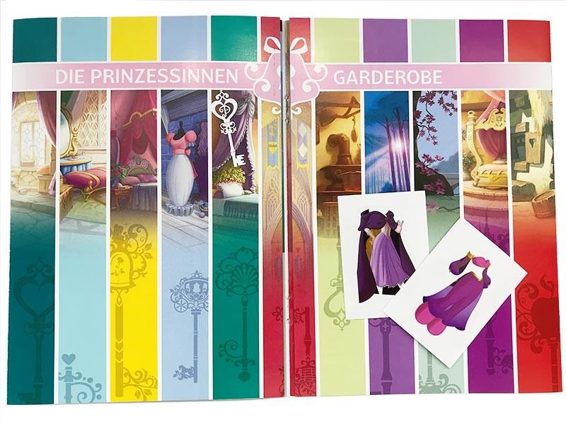 Disney Prinzessin - Das Herz einer Prinzessin Folder