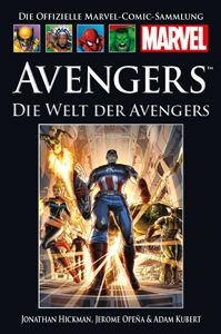 Hachette Marvel Collection 125: Avengers - Die Welt der Avengers