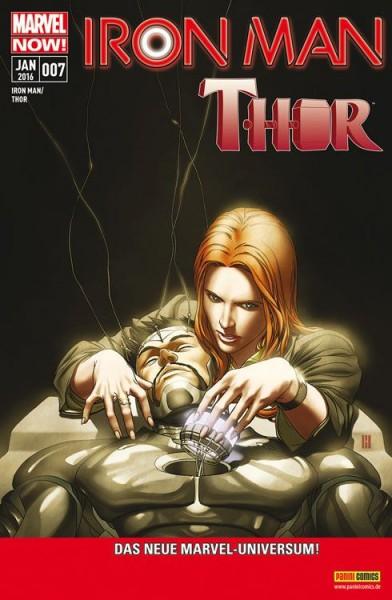 Iron Man/Thor 7