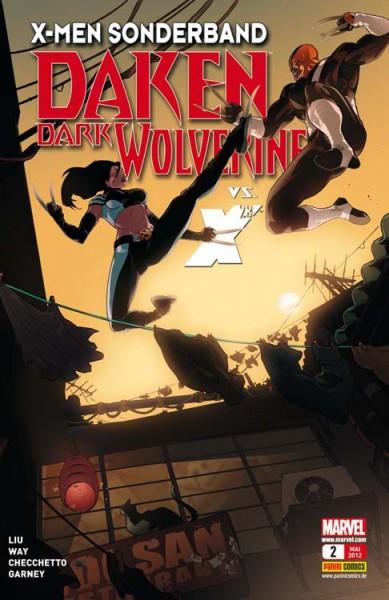 X-Men Sonderband - Daken - Dark Wolverine 2