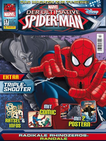 Der ultimative Spider-Man - Magazin 17
