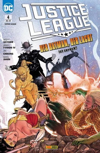 Justice League 4: Der Batman, der lacht ist zurück!