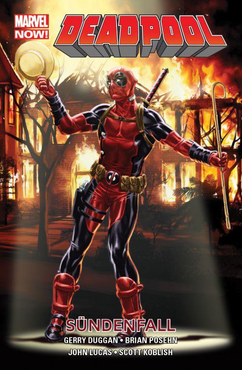 Marvel Now! - Deadpool 6