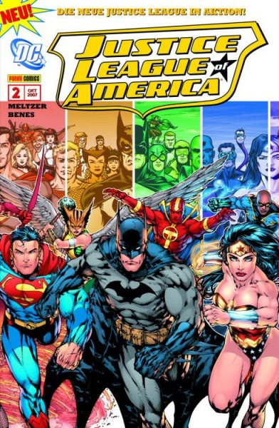 Justice League of America 2