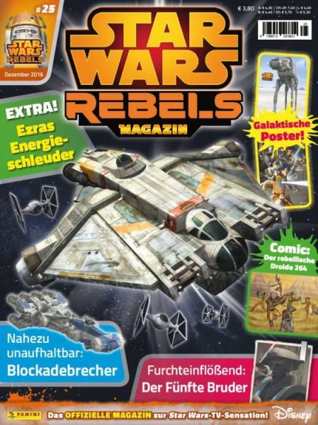 Star Wars: Rebels - Magazin 25
