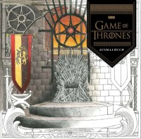 Game of Thrones - Ausmalbuch