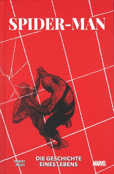 Spider-Man: Die Geschichte eines Lebens Hardcover