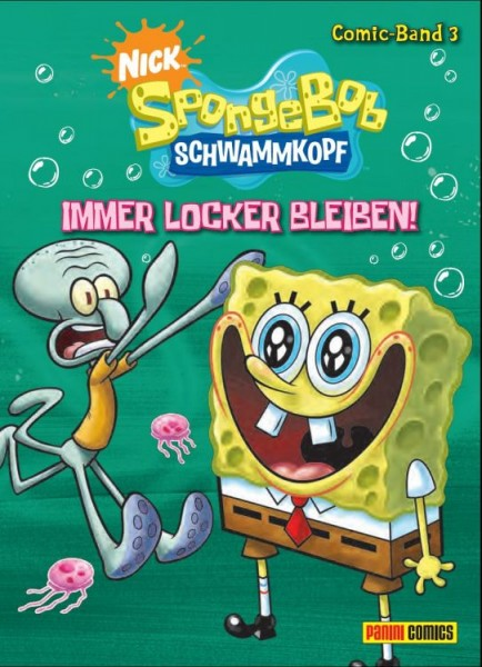 Spongebob Comicband 3