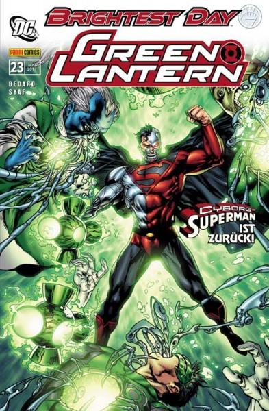 Green Lantern Sonderband 23: Die Revolte der Alpha Lanterns