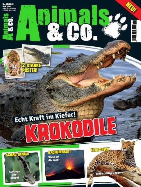 Animals & Co. 02/19