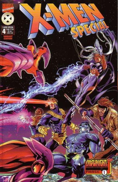X-Men Special 4 Variant