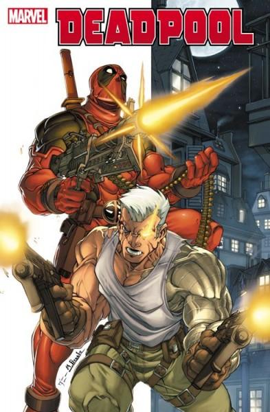 Deadpool 6 Comic Con Stuttgart Variant