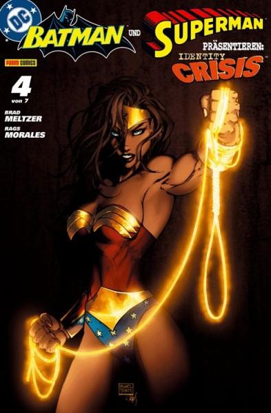 Batman und Superman präsentieren: Identity Crisis 4