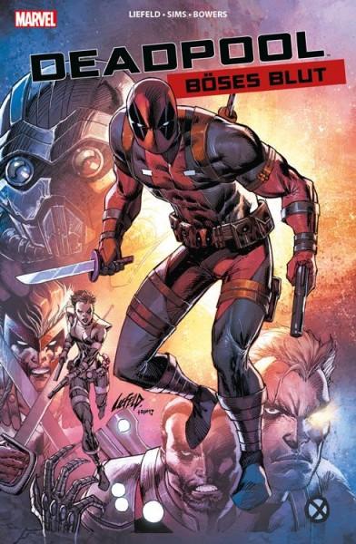 Deadpool: Böses Blut