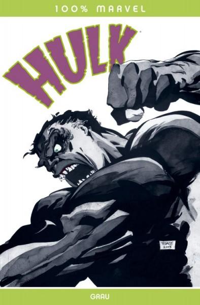 100% Marvel 8: Hulk - Grau