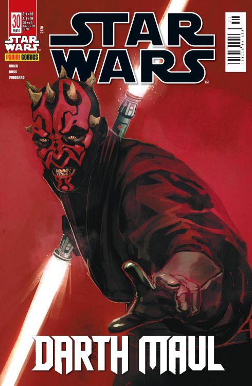 Star Wars 30: Darth Maul (Kiosk-Ausgabe)