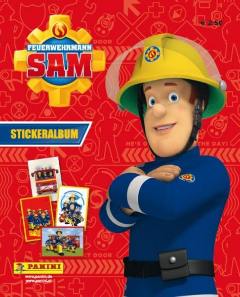 Feuerwehrmann Sam Stickerkollektion - Album