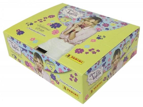Disney: Violetta - Sammelkarten - Box mit 24 Tüten