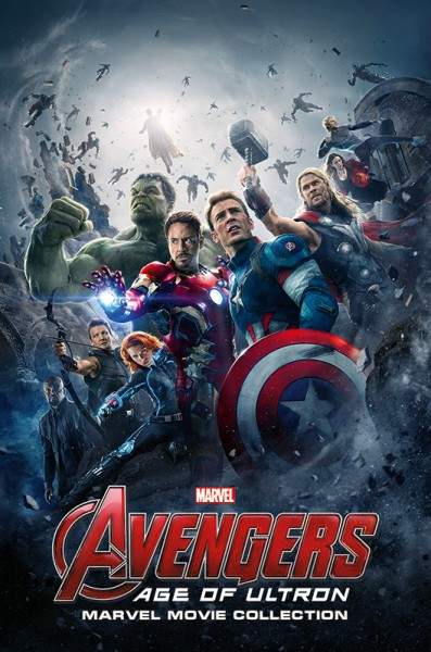 Marvel Movie Collection: Avengers - Age of Ultron Cover
