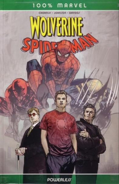 100% Marvel 14: Wolverine/Spider-Man - Powerless