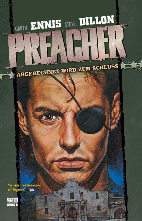 Preacher 9 - Abgerechnet wird zum...