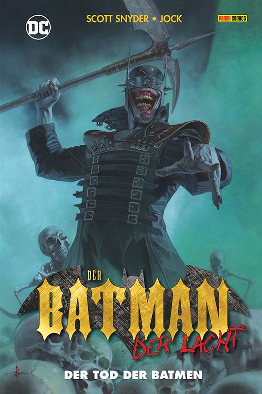 Der Batman, der lacht - Der Tod der...