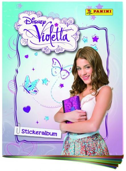 Disney: Violetta - Album (2014)