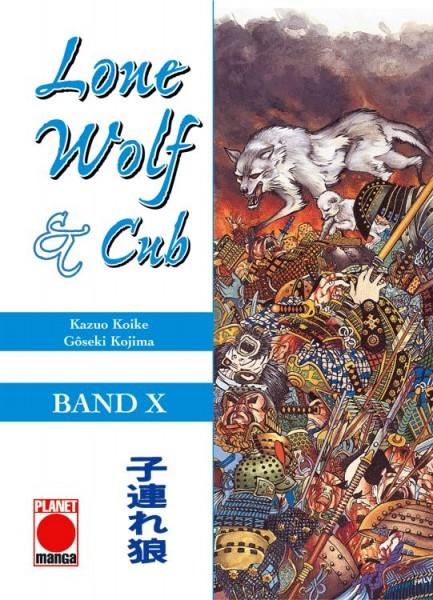 Lone Wolf & Cub 10