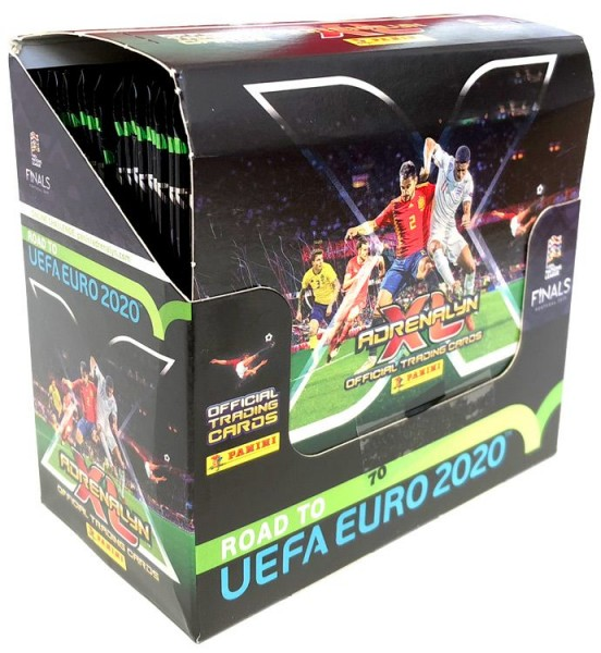 Road To UEFA Euro 2020 Adrenalyn XL - Box