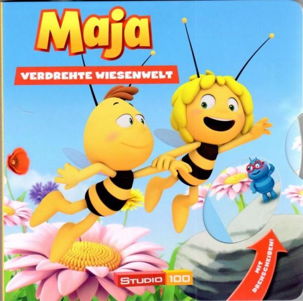 Biene Maja - Majas verdrehte Wiesenwelt