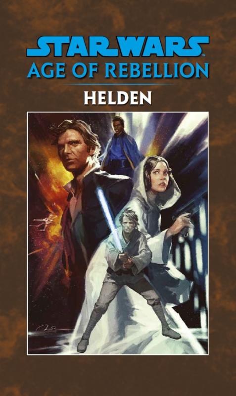 Star Wars - Age of Rebellion - Helden...