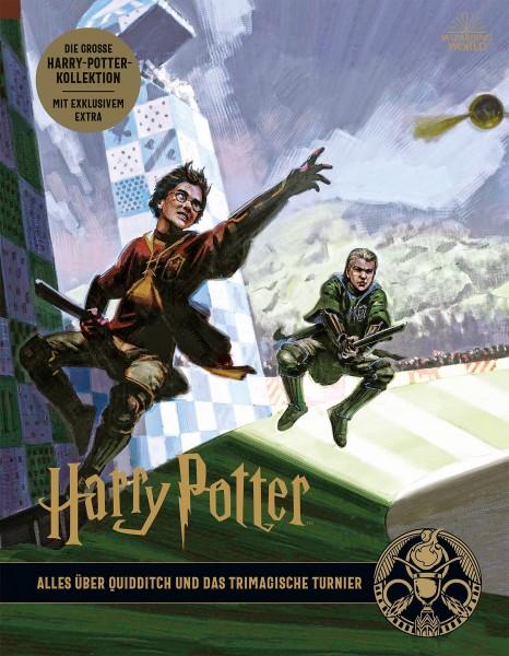 Harry Potter: Filmwelt Band 7 - Alles über Quidditch und das Trimagische Turnier