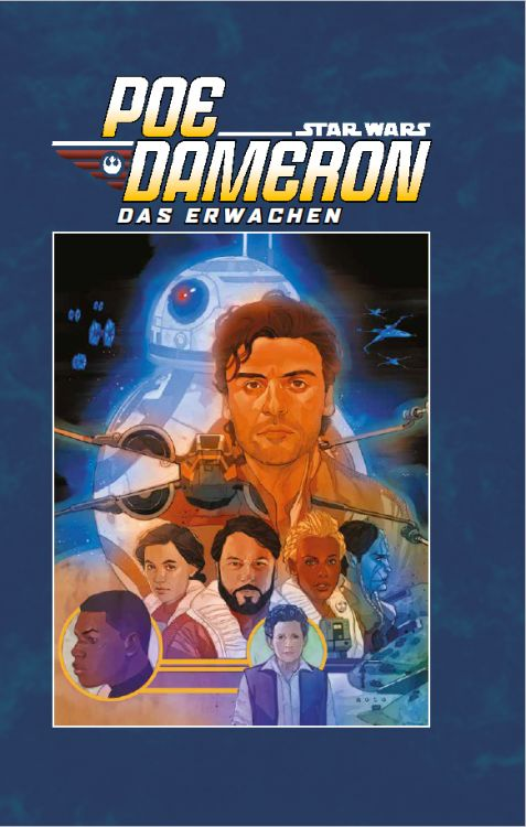 Star Wars Sonderband 112: Poe Dameron...