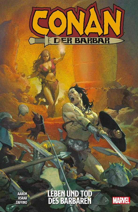 Conan der Barbar 1: Leben und Tod des...
