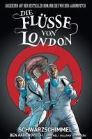 Die Flüsse von London 3 - Schwarzschimmel Cover