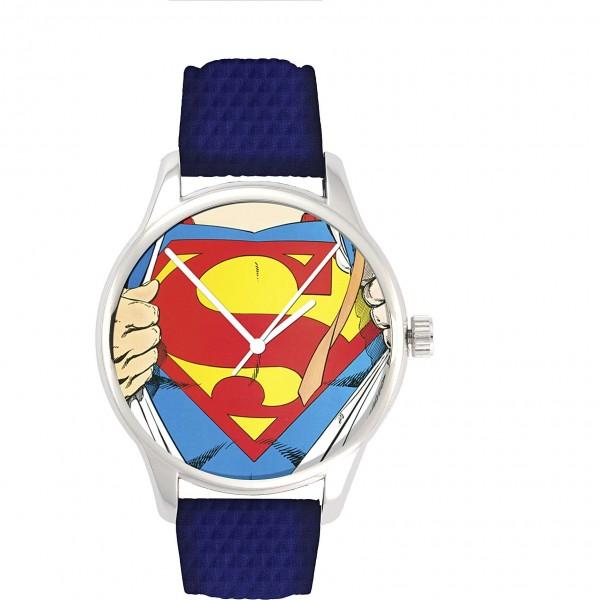 Superman Classic Armbanduhr - Prämienartikel