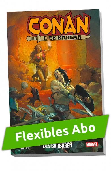 Flexibles Abo - Conan der Barbar